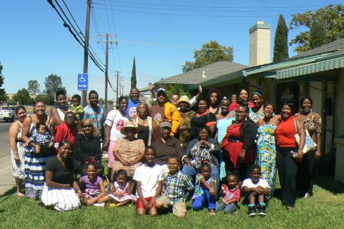 Upper Room Ministries- Crysty and her wonderful family!