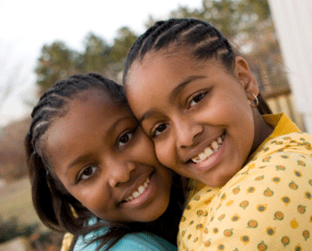 Phots of sisters