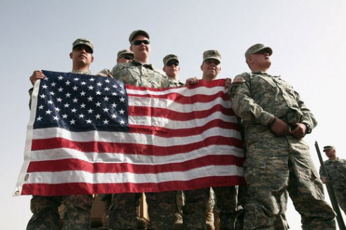 Happy Memorial Day to all the troops! Thank you for all your courage and dedication to our Country